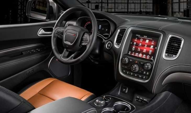 91 A Dodge Durango 2020 Redesign Interior
