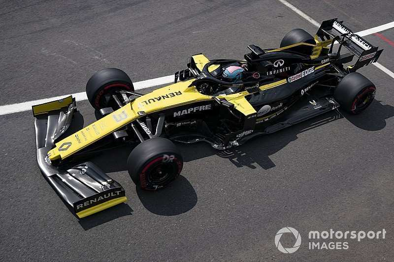 91 A Renault 2020 F1 New Model And Performance