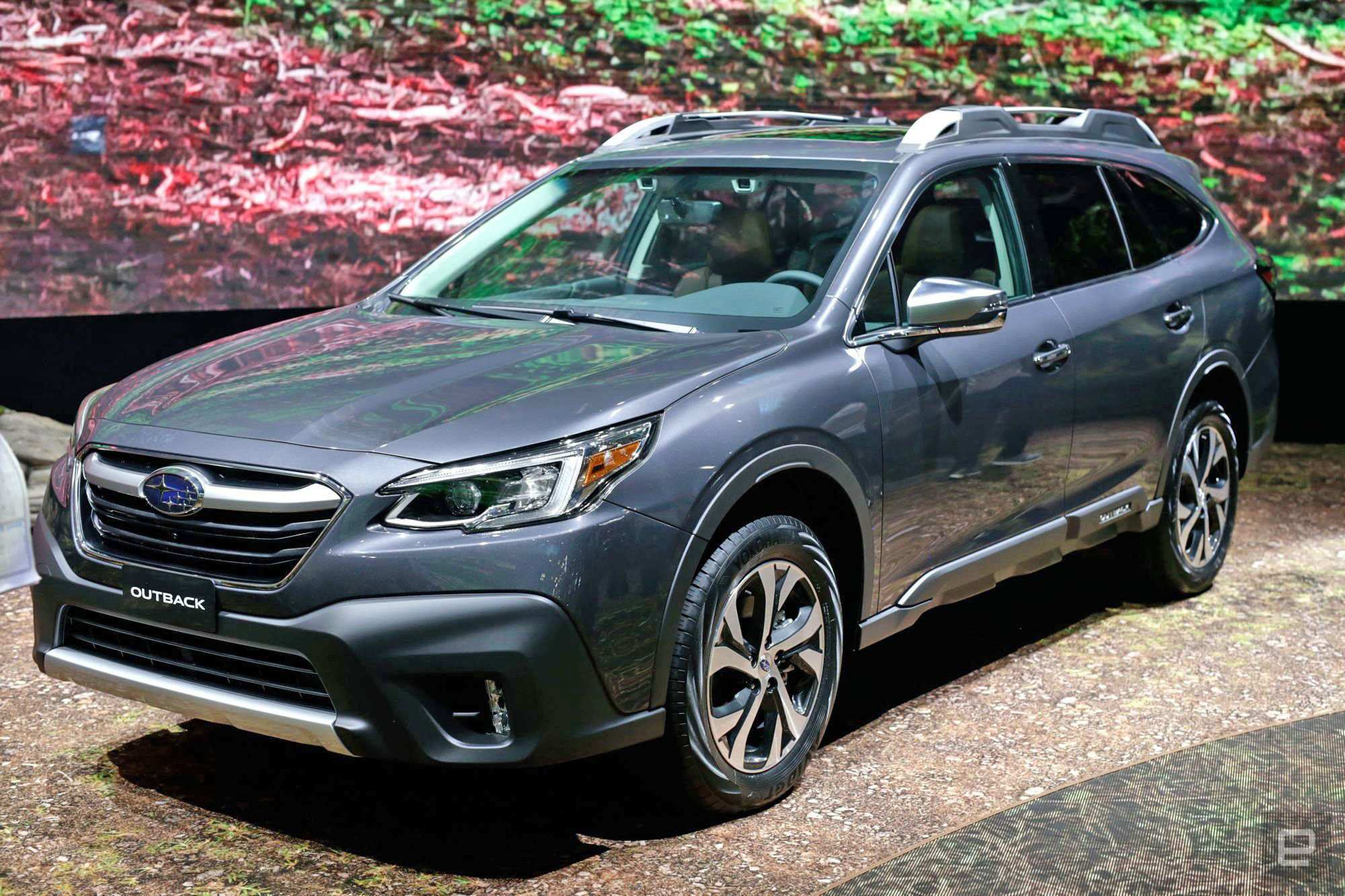 91 A Subaru Outback Update 2020 Engine