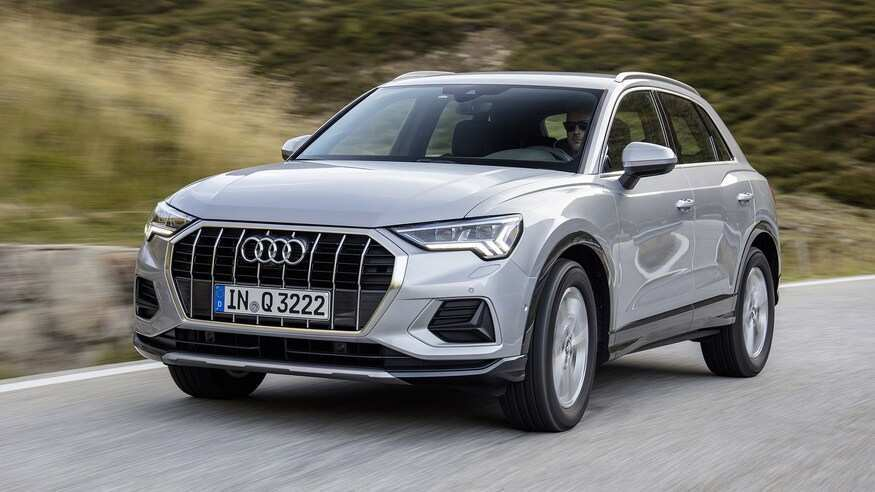 91 All New 2019 Audi Q3 Dimensions Speed Test