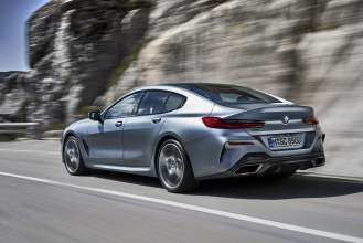 91 All New 2019 Bmw 8 Series Gran Coupe Engine