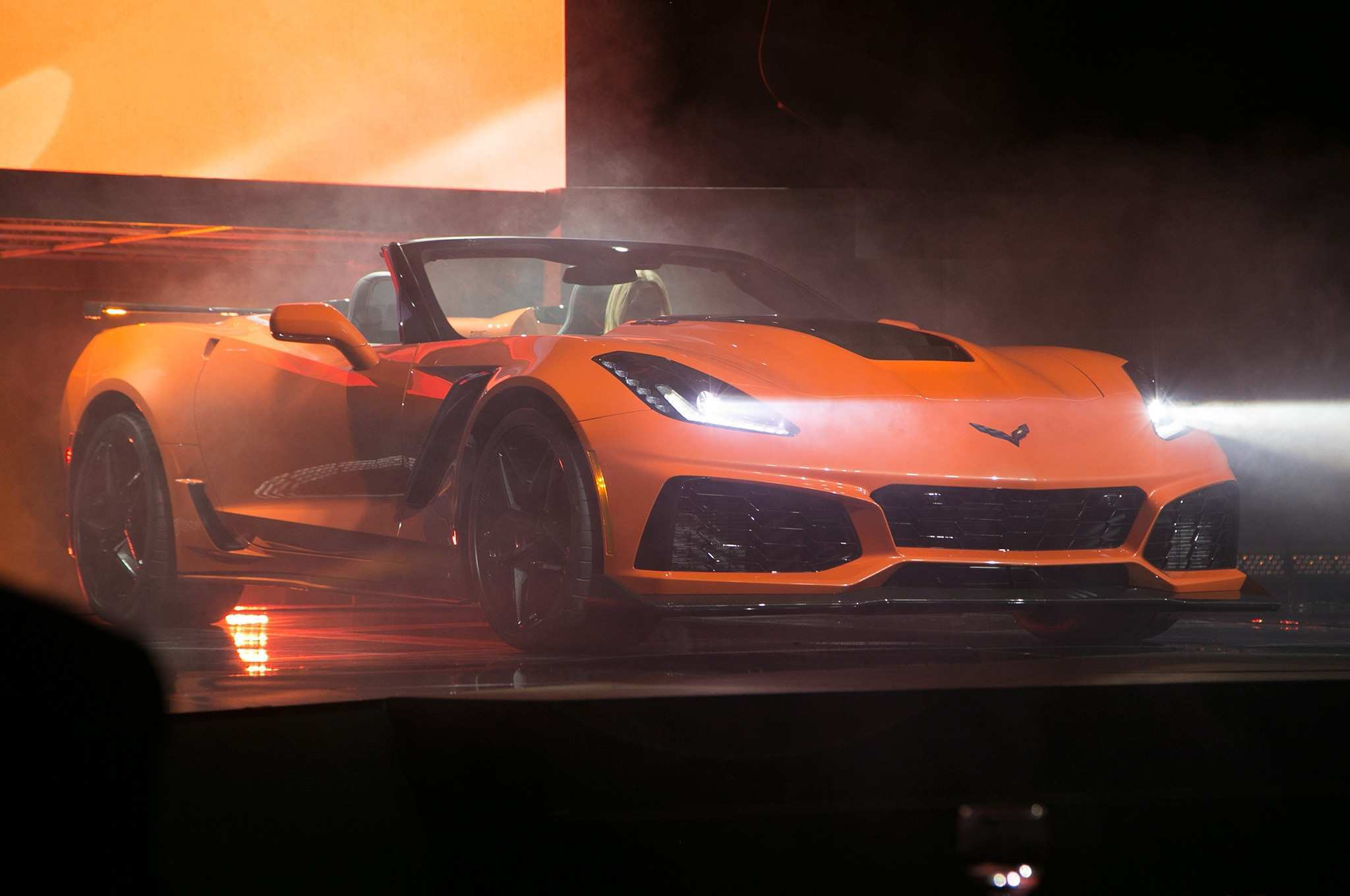 91 All New 2019 Chevrolet Corvette Zr1 Is Gms Most Powerful Car Ever Photos