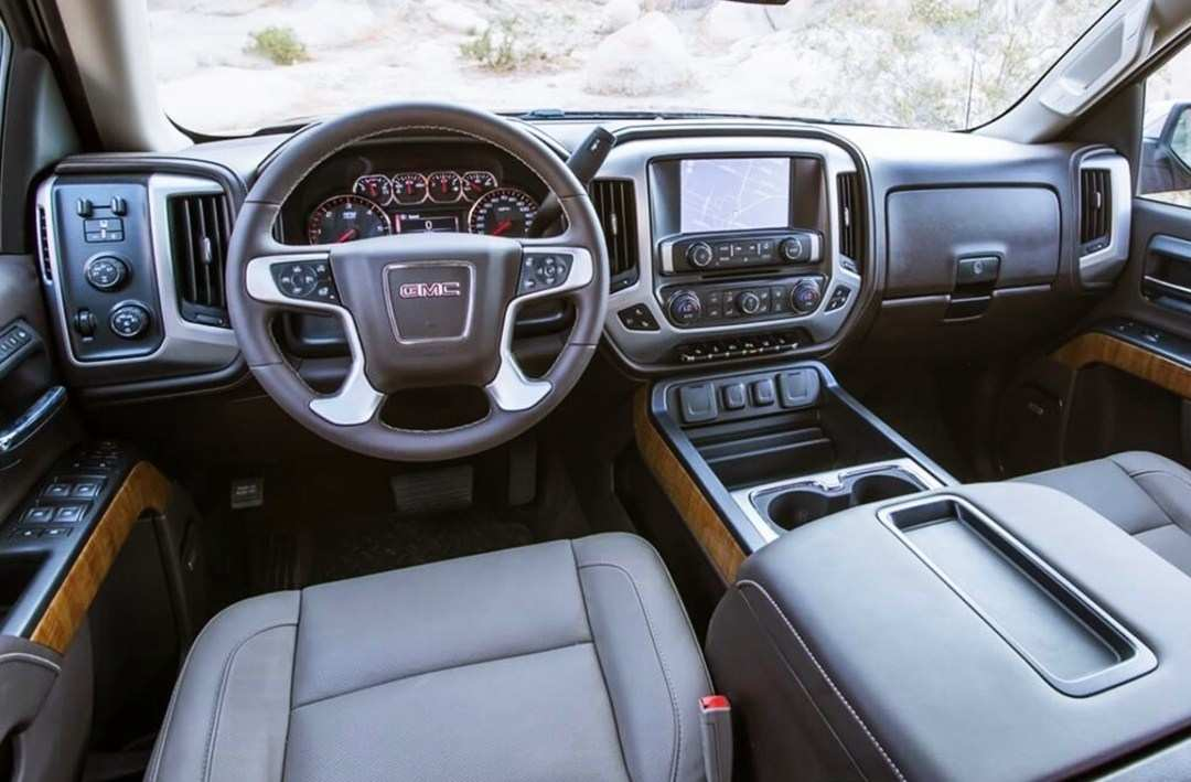 91 All New 2020 Gmc Yukon Denali Interior Review And Release Date
