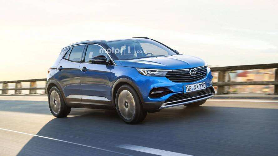 91 All New Der Neue Opel Mokka X 2020 Redesign And Concept