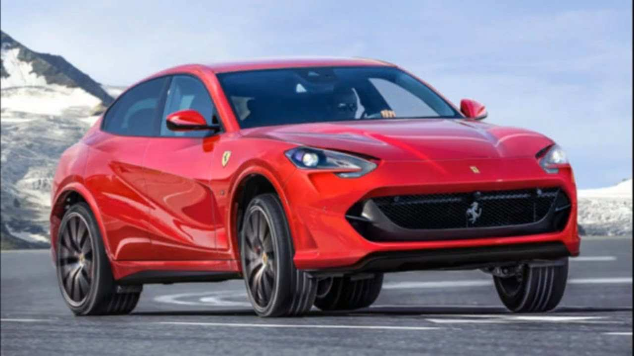 91 All New Ferrari Suv 2020 Exterior