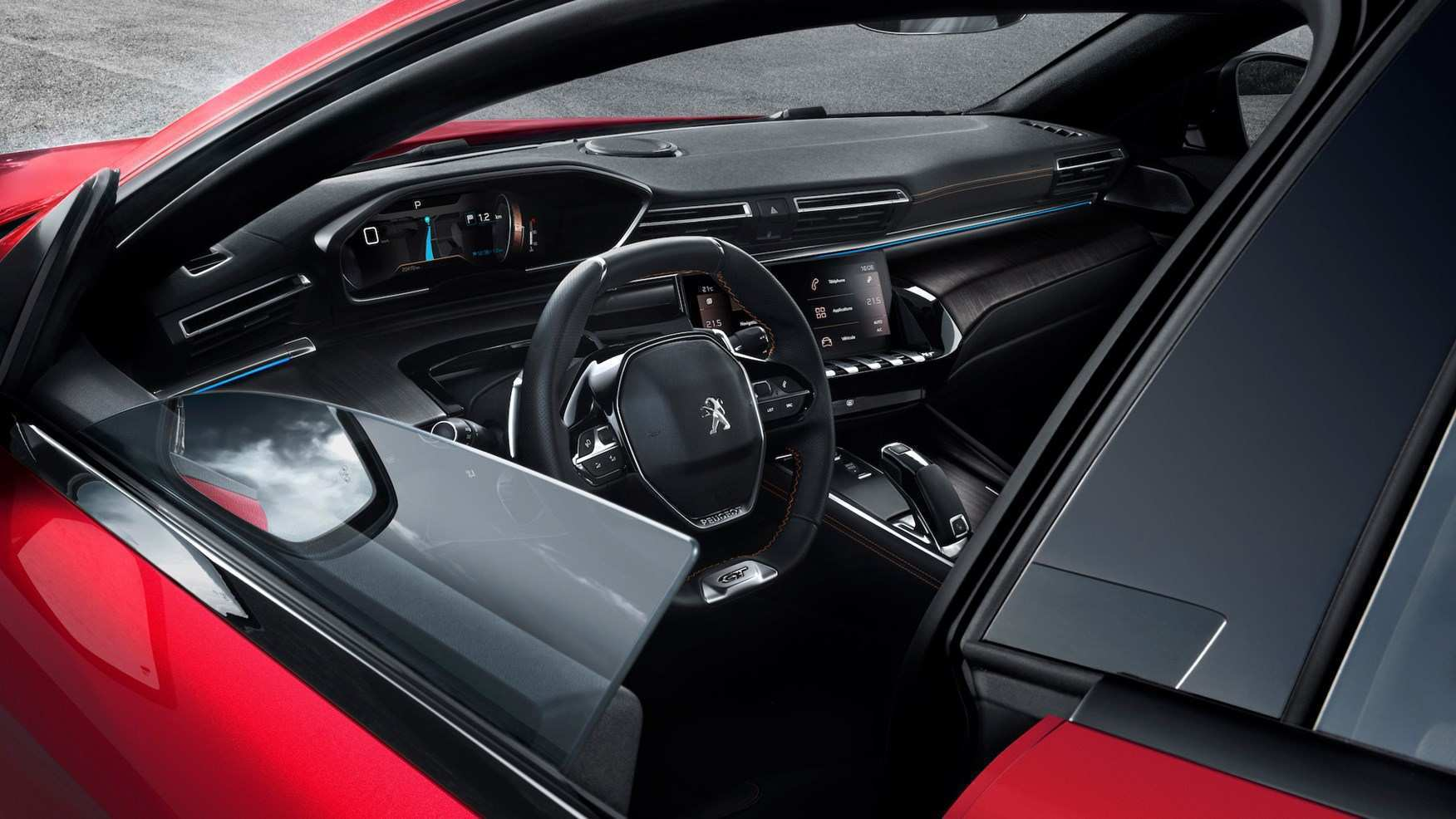 91 All New Motori 2020 Peugeot Interior