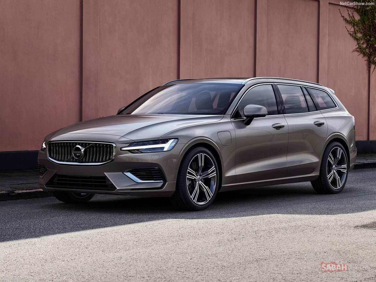91 All New New 2019 Volvo V60 Spesification