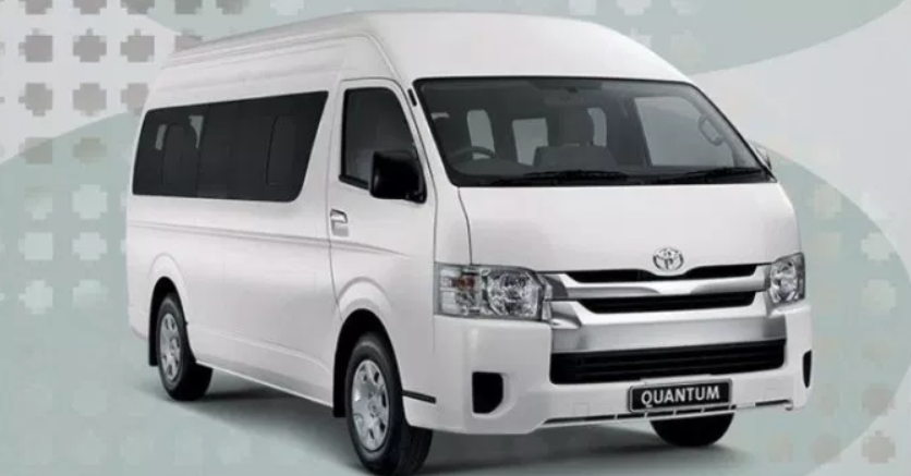 91 All New Toyota Quantum 2020 Model Review