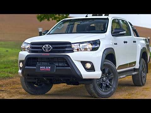 91 Best 2019 Toyota Bakkie New Model And Performance