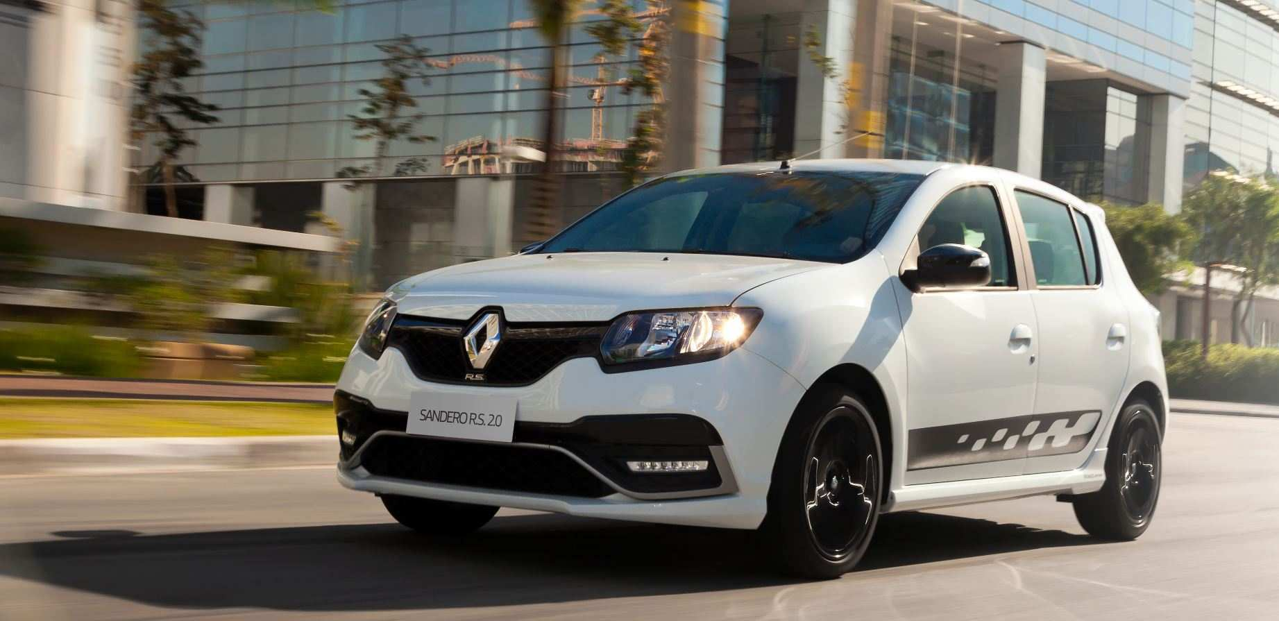 91 New 2019 Renault Sandero Speed Test