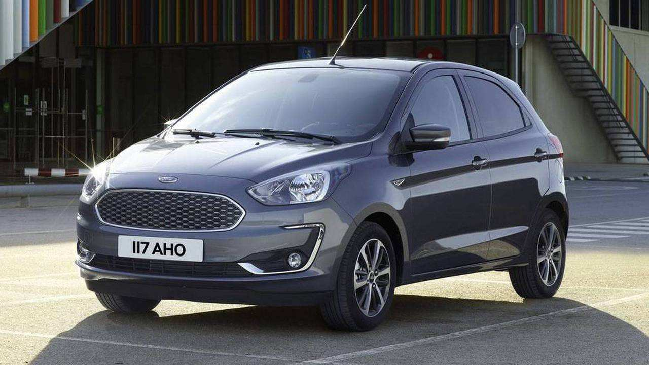 91 New Ford Ka 2019 Facelift Redesign And Concept