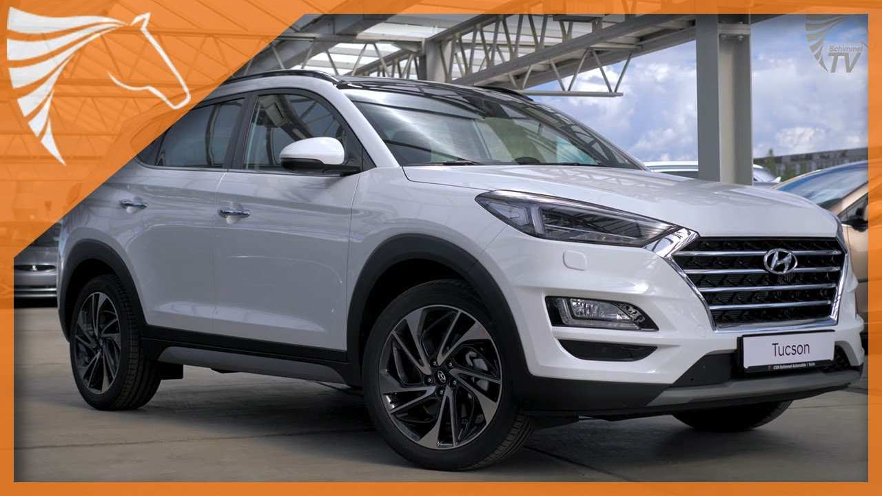 91 New New Hyundai Tucson 2020 Youtube Wallpaper