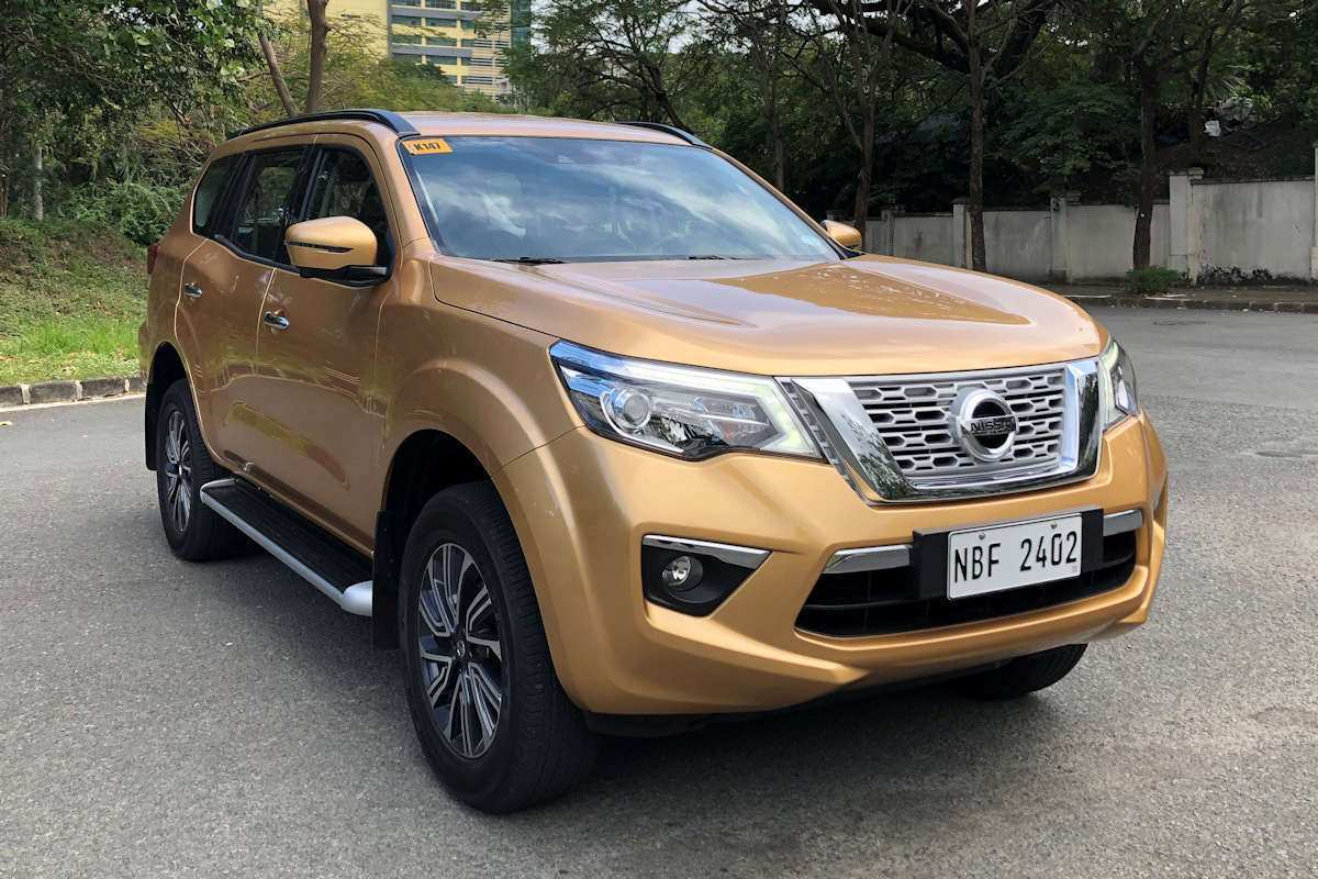 91 New Nissan Terra 2020 Philippines Redesign And Concept