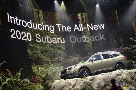 91 New Subaru Outback 2020 New York Concept And Review