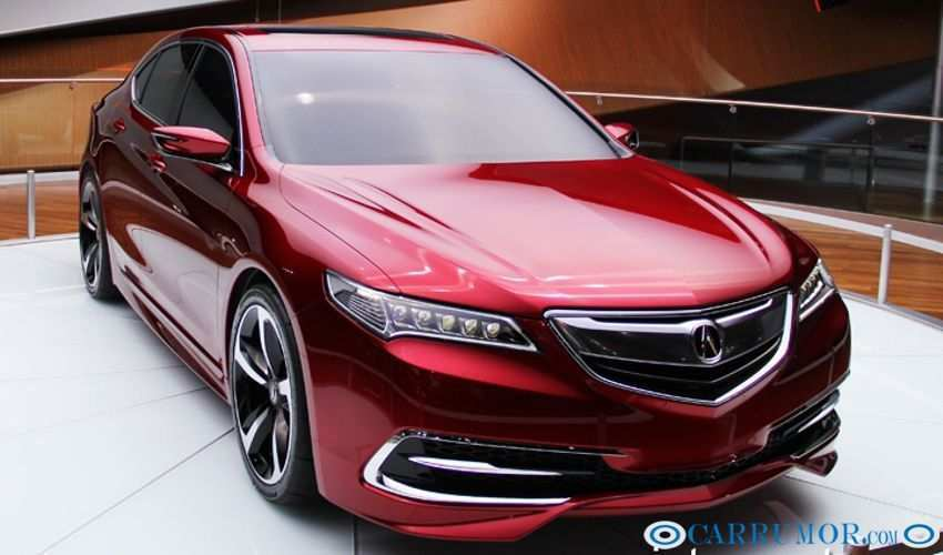 91 The 2019 Acura Tlx Rumors Performance And New Engine