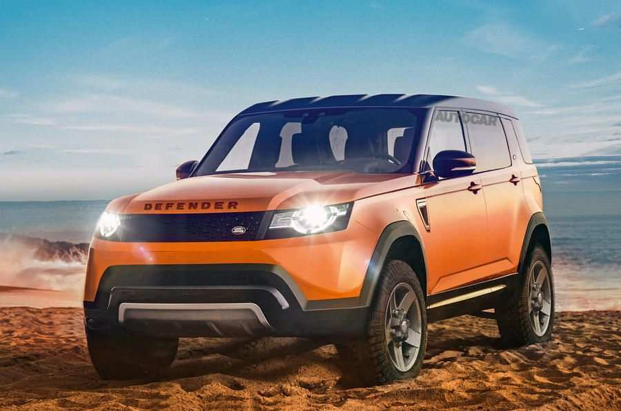 91 The 2019 Land Rover Lineup Reviews