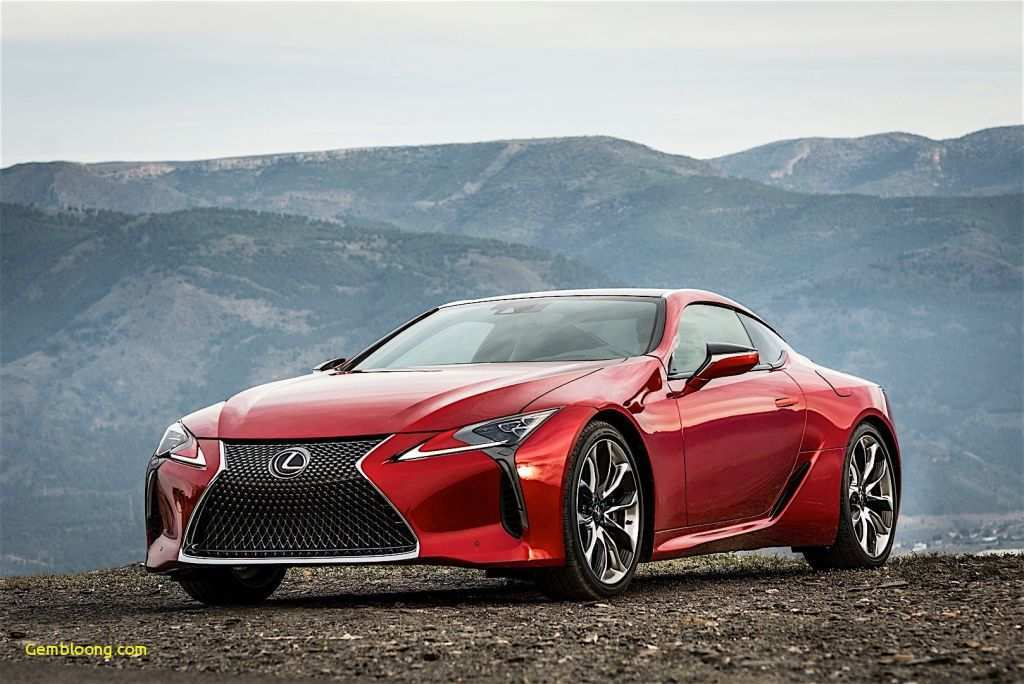 91 The 2020 Lexus Lf Lc 2 Ratings