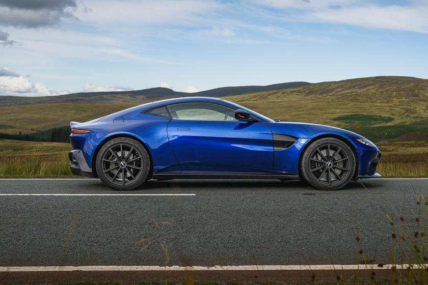 91 The Best 2019 Aston Martin Vantage Review Price And Release Date