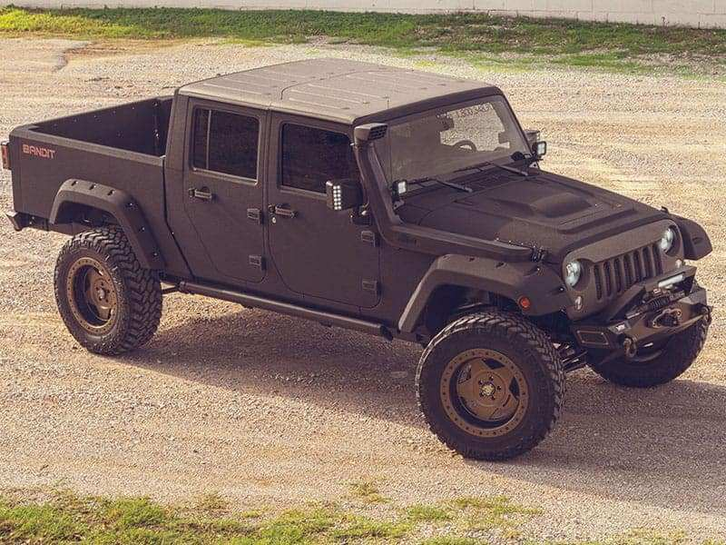 91 The Best 2019 Jeep Bandit Price Reviews