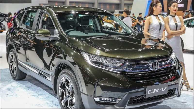 91 The Best 2020 Honda Crv Release Date Release