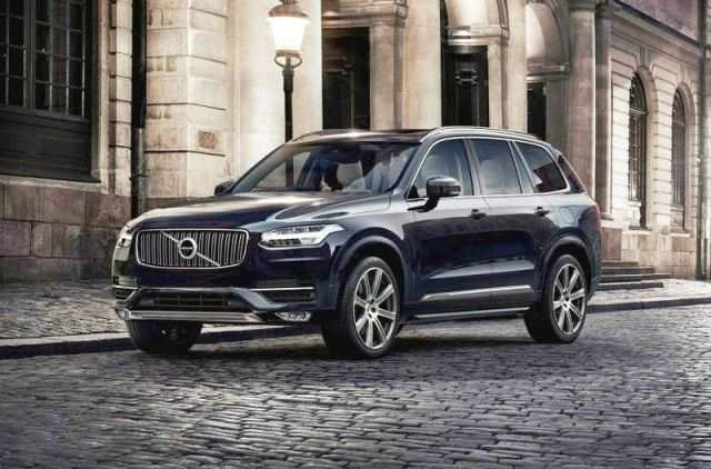 91 The Volvo Facelift 2020 Wallpaper