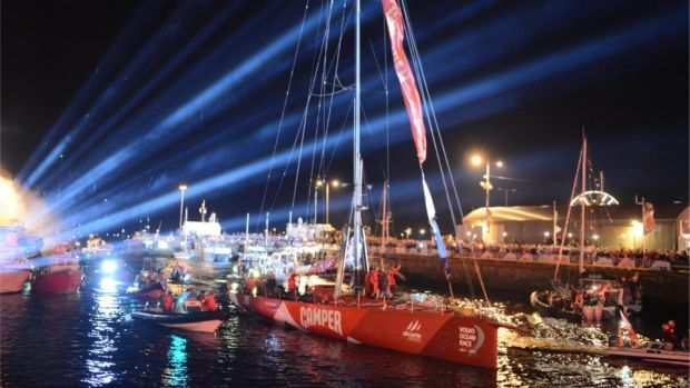 91 The Volvo Ocean Race Galway 2020 Performance And New Engine