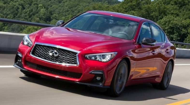 92 A 2019 Infiniti Q50 Redesign Prices