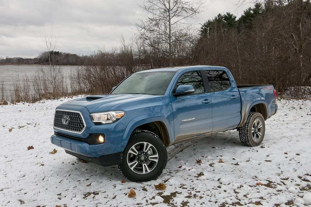 92 A 2019 Toyota Tacoma News New Model And Performance