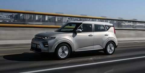 92 A 2020 Kia Soul Ev Availability Photos