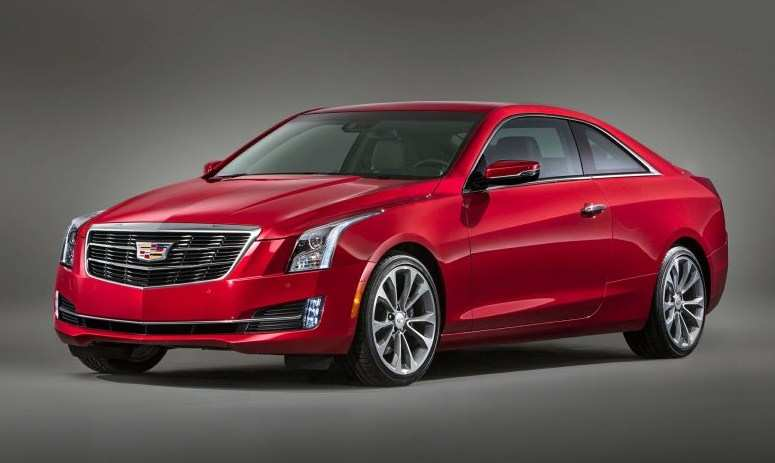 92 A Cadillac Ats Coupe 2020 Pictures