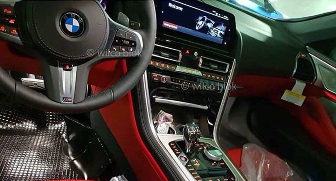 92 All New 2019 Bmw 8 Series Interior Configurations