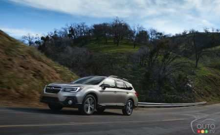 92 All New 2019 Subaru Outback Next Generation Pricing