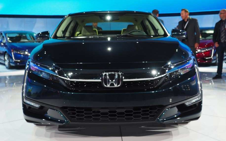 92 All New 2020 Honda Clarity Plug In Hybrid Performance