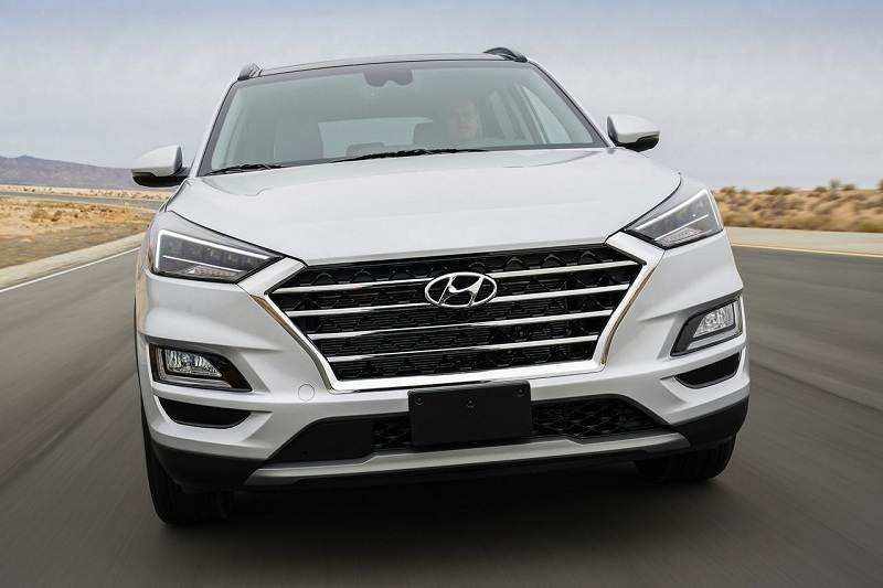 92 All New Hyundai Tucson 2019 Facelift First Drive
