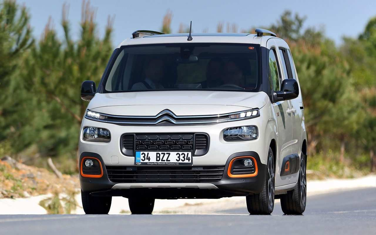 92 Best 2019 Citroen Berlingo Interior