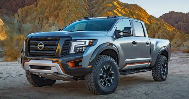 92 Best 2019 Nissan Titan Nismo Wallpaper