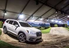 2019 Subaru Ascent Debut