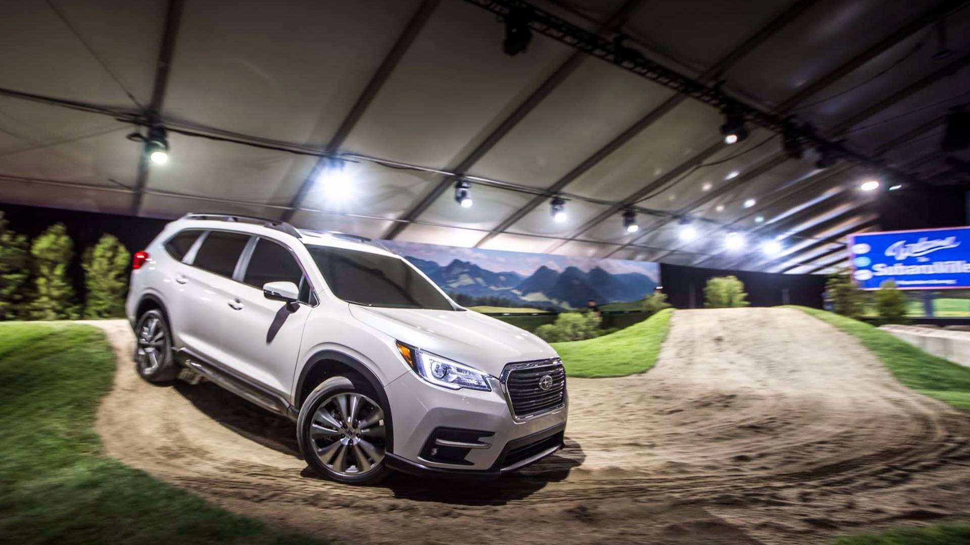 92 Best 2019 Subaru Ascent Debut Rumors