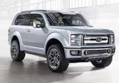 2020 Ford Bronco Design