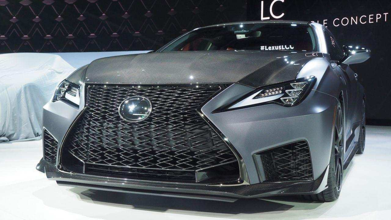 92 Best 2020 Lexus Rc F Track Edition 0 60 Price Design And Review