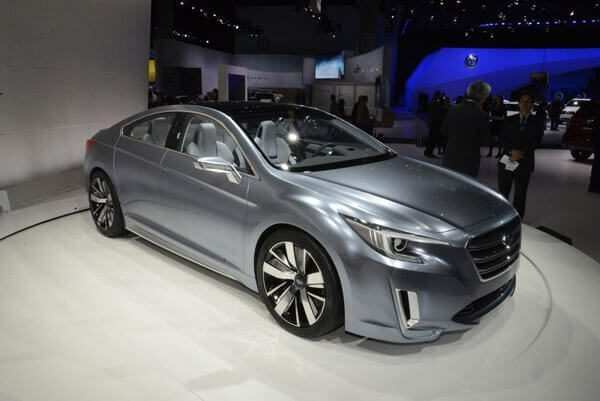 92 Best Subaru Legacy 2020 Redesign Engine