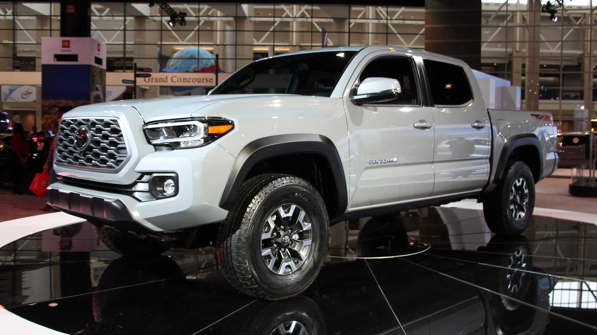 92 Best Toyota Tacoma 2020 Research New