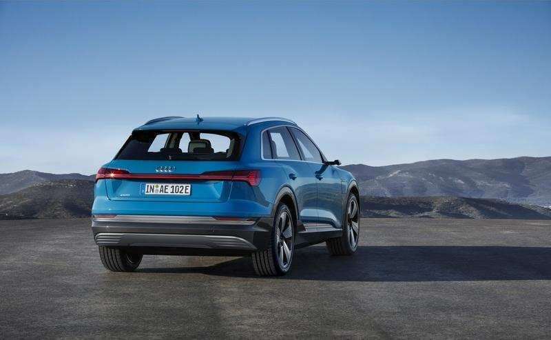 92 New 2019 Audi E Tron Quattro Cost New Model And Performance