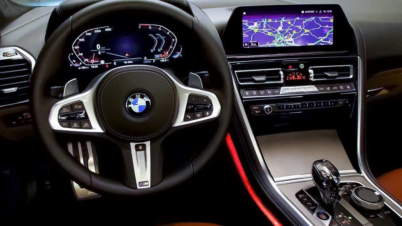 92 New 2019 Bmw 8 Series Interior Configurations
