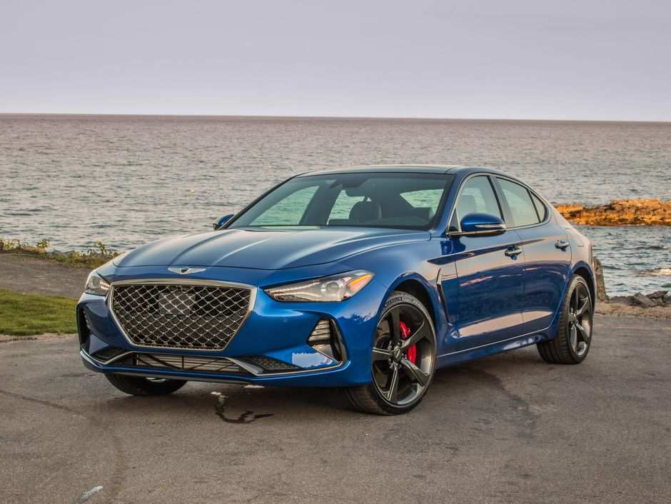 92 New 2019 Genesis G70 Review Price And Release Date