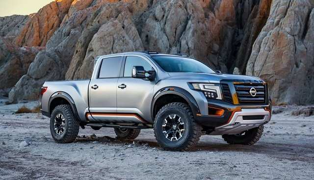 92 New 2019 Nissan Titan Nismo Redesign