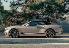 2020 Bentley Gtc