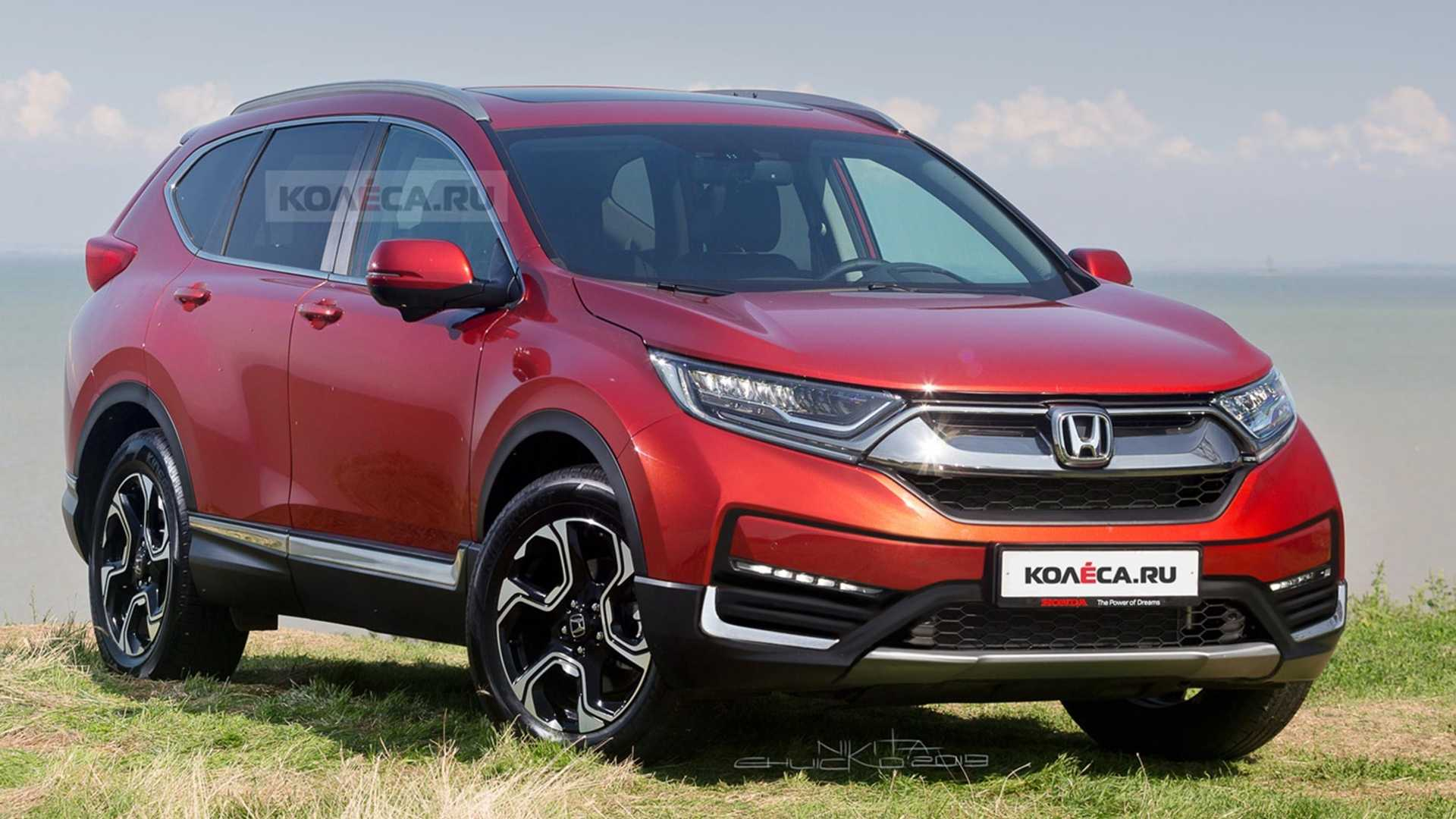 92 New 2020 Honda Crv Release Date Speed Test