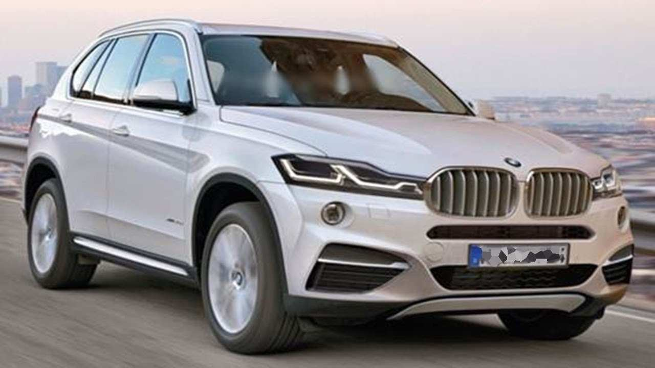 92 New Bmw X3 2020 Release Date Style