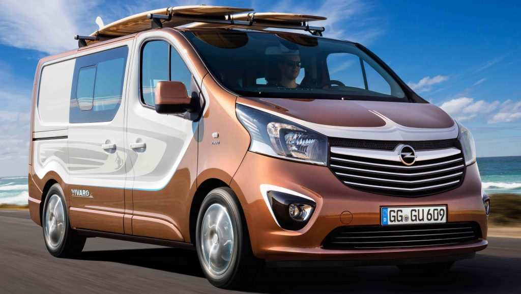 92 New Nuovo Opel Vivaro 2020 First Drive